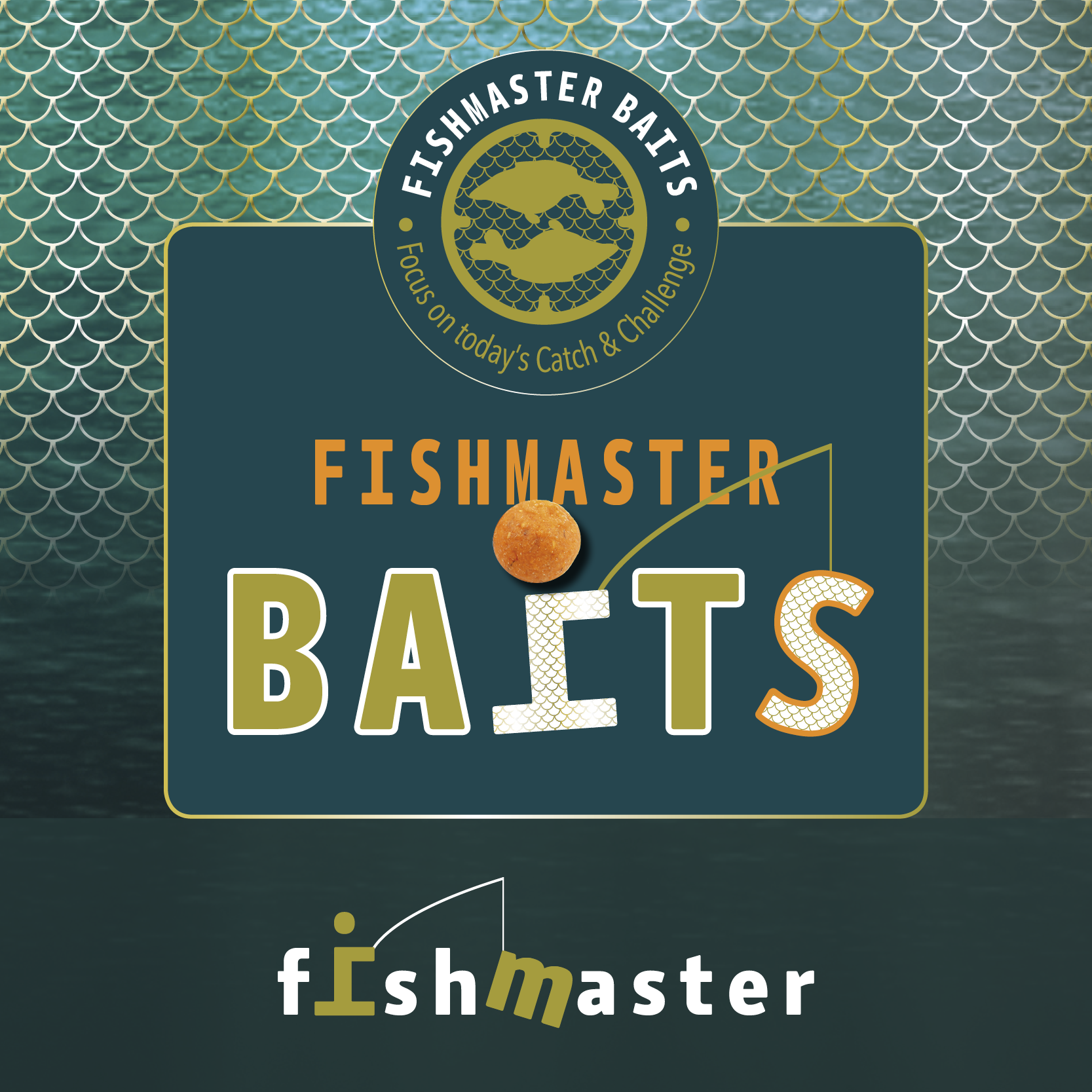 Fishmaster Baits Boilies