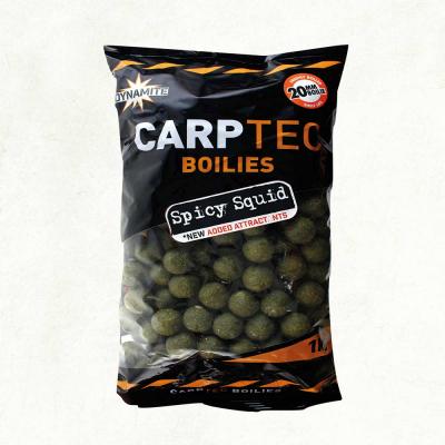 Boilies - Dynamite Baits Carp Tec Spicy Squid
