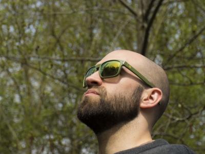 Okuliare Avid Carp Sage Sunglasses
