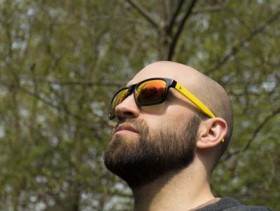OKULIARE Avid Carp Blaze Sunglasses