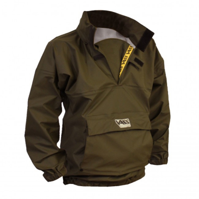 NEPROMOKAVÁ BUNDA - Team Vass 175 Khaki Edition Waterproofs Smock