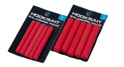 Plávajúca pena - Nash Hookbait Balancing Foam Red