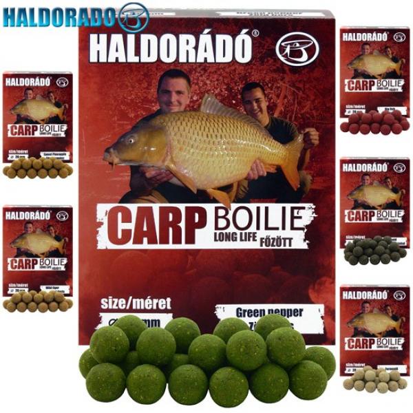 Boilies - Haldorádó Carp Boilie Varené