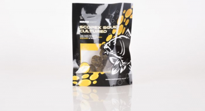 Obaľované Boilies - Nash Scopex Squid cultured Hookbaits