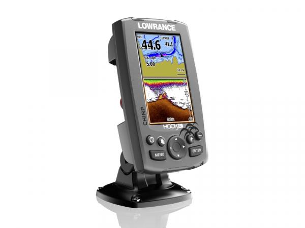 Sonar  GPS - LOWRANCE Hook-4 Chirp