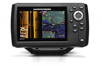 Sonar HUMMINBIRD Helix 5X CHirp DI GPS G2