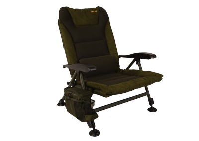 Rybarska stolička - SP C-TECH RECLINER CHAIR - HIGH