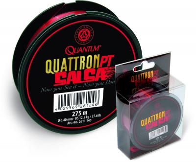 Monofil horgászzsinór - Quantum QUATTRON SALSA 275m