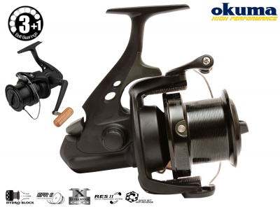 Orsó - Okuma Custom Black CB 80