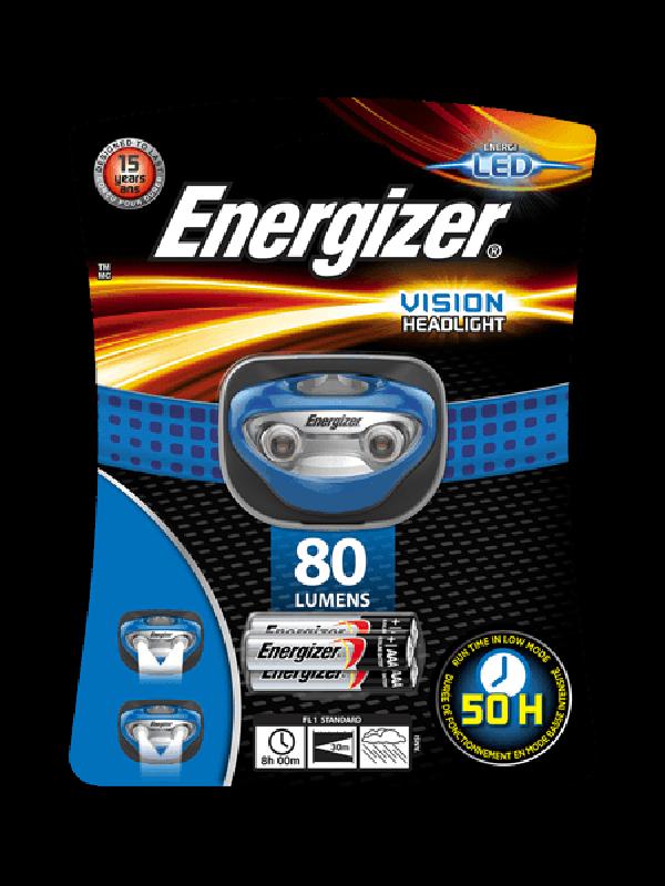 Energizer Vision