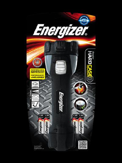 Elemlámpa - Energizer HardCase