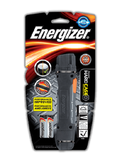 Elemlámpa - Energizer HardCase 2AA