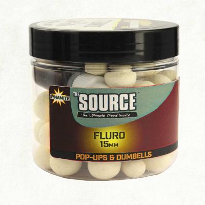 Plávajúce boilie - The Source Fluro Pop Ups