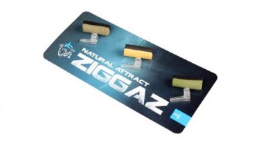 Plávajúca pena s držiakom - Nash Ziggaz Natural attract