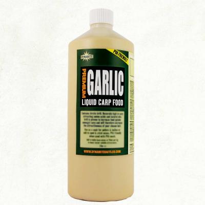 Folyékony attraktor - DB Premium Garlic Liquid Carp Food