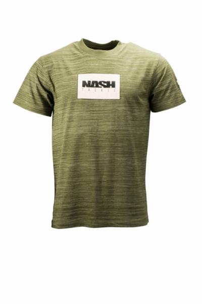 Tričko Nash Green T Shirt