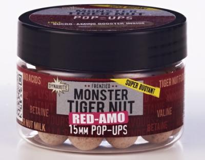 Plávajúce boilie - Monster Tiger Nut - RED AMO