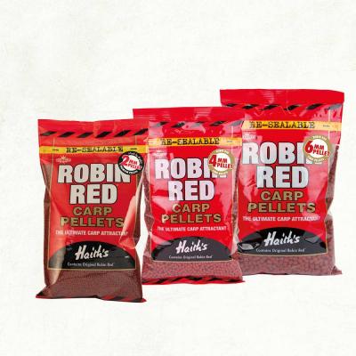 Pelety - Dynamite Robin Red Pellets