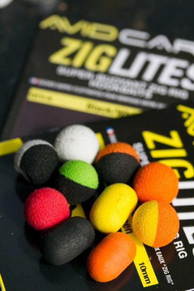 Imitácia boilies - ZIGLITES  AVID CARP 10mm