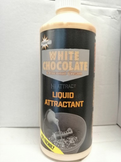 Tekutý liquid - White Chocolate Liquid Attractant 500ml