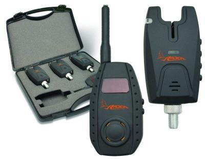 Kapásjelző szett - COMBAT II bite alarm 3 + 1