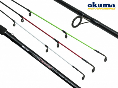 Feeder bot Okuma Ceymar Feeder Rod 2018 New 360cm / 60-120g + 3 spicc