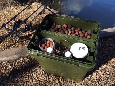 Vedro RidgeMonkey Modular bucket system - 17l Standard