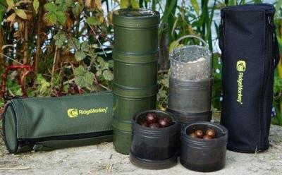 Krabičky na nástrahy RidgeMonkey Hookbaits pots