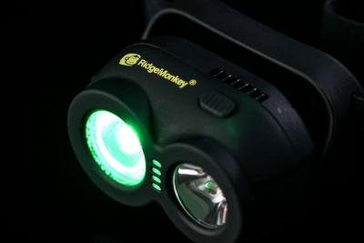 Čelovka RidgeMonkey VRH150 USB