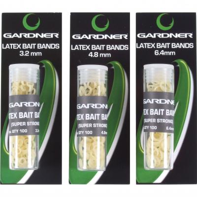 Latexové gumičky Gardner Latex Bait Bands
