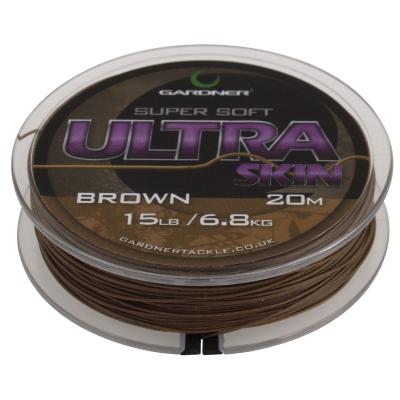 Stužená šnúra - Gardner Ultra Skin 15lb