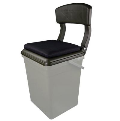 Sedadlo Cozee RidgeMonkey Bucket Seat pre vedro Modular Bucket XL 30l