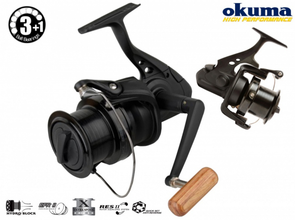 Orsó - Okuma Custom Black CB 60