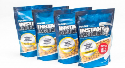 Boilies - Nash Instant Action Pineapple Crush