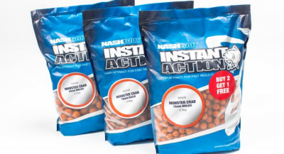 Boilies - Nash Instant Action Monster Crab