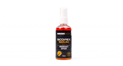 Sprejový atraktor -  Nash Scopex Squid Hookbait Spray