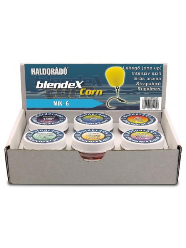 Gumenná kukurica HALDORADO BlendeX Corn