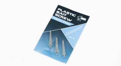 Skrutka z umelej hmoty - Nash Plastic Bait Screw 21mm