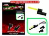 Držiak na chemické svetlo - Esox Spartan Rubber LIGHT HOLDER XL