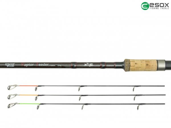 Feedrový prút - Esox Raptor Feeder 360/150g