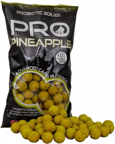 Boilies - Starbaits Probiotic Pineapple