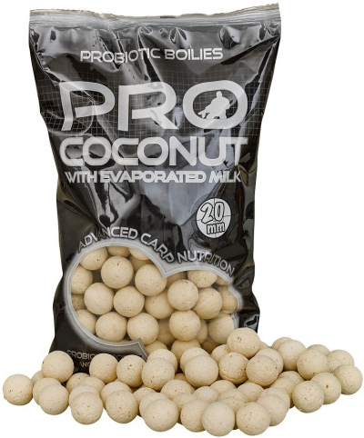 Boilies - Starbaits Probiotic Coconut