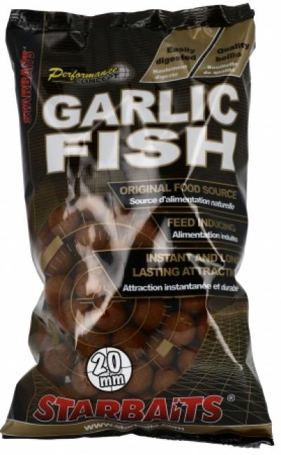 Boilies - Starbaits Garlic Fish
