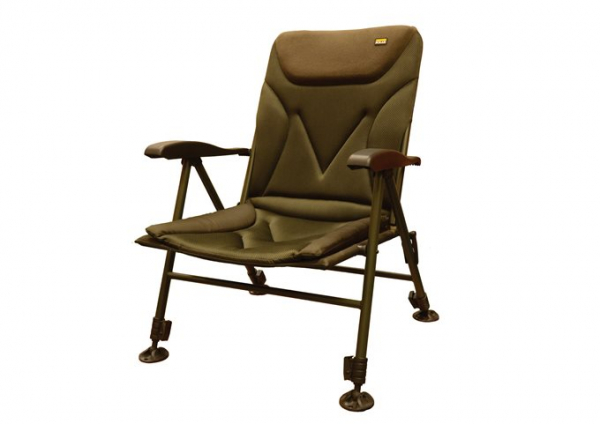Rybarska stolička - Solar Bankmaster Recliner Chair