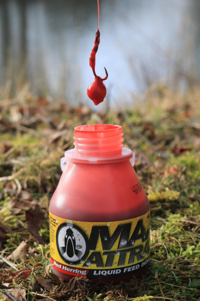 Hustý tekutý dip - Solar Max Attrax Red Herring Liquid