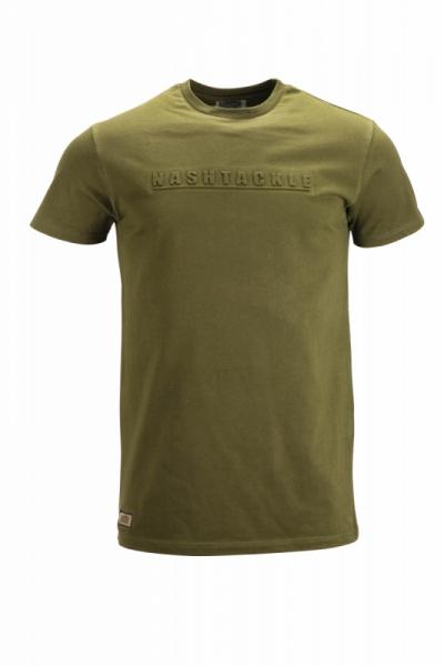 Tričko - Nash Emboss T-Shirt