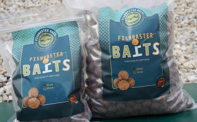 Fishmaster Baits Boilies - Krill