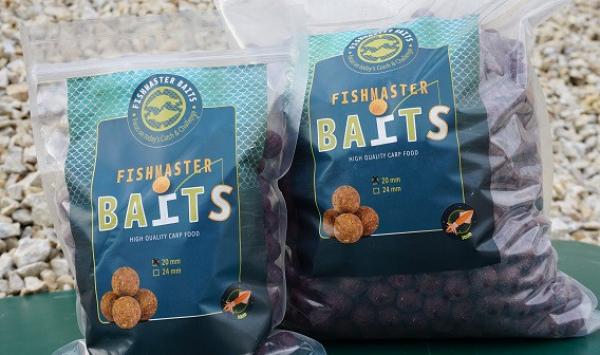 Fishmaster Baits Bojli - Squid 5kg