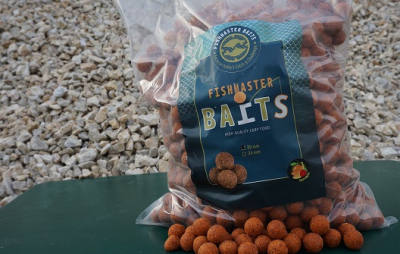 Fishmaster Baits Boilies - Tutti Frutti