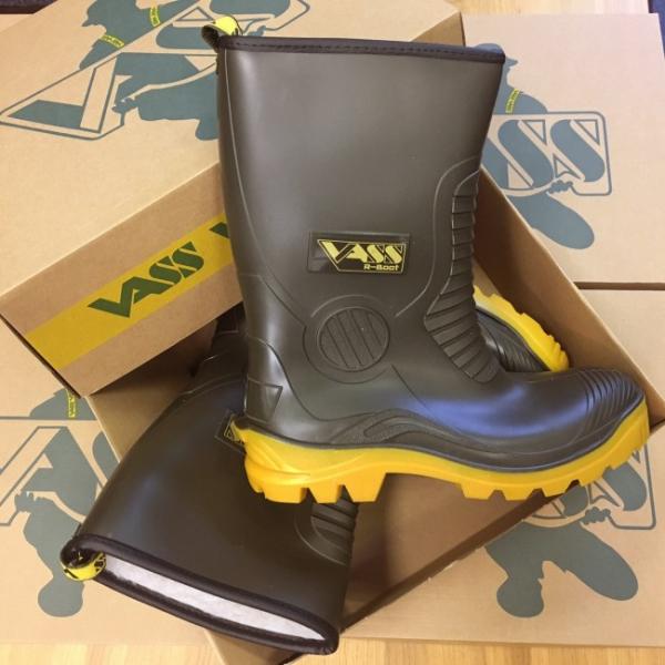 Zateplené čižmy Vass - Vass R Boot
